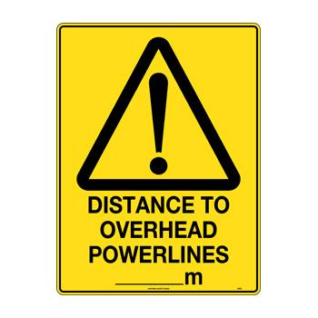 Distance To Overhead Powerlines