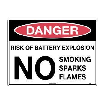 Risk Of Battery Explosion