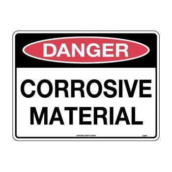 Corrosive Material