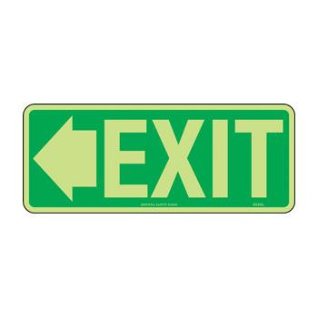 Exit to Left