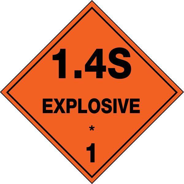 Explosive 1.4s