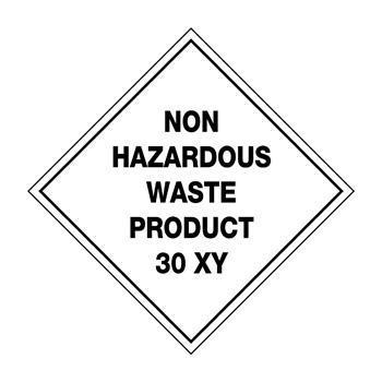 Non Hazardous Waste