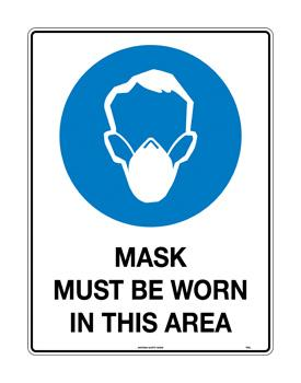 Mask Must Be Worn