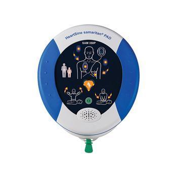 Heartsine Defibrillator - 350P - Semi-Auto