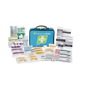 First Aid Kit - Vehicle Max Soft Pack
