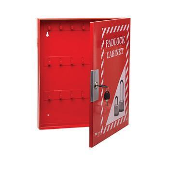 Cabinet - Lockable Padlock