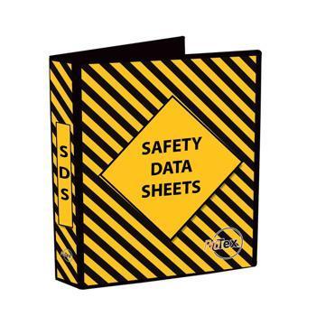 Safety Data Sheet (SDS) Binder